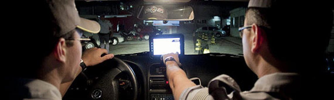 São Paulo promete ter um tablet em cada viatura da Polícia Militar