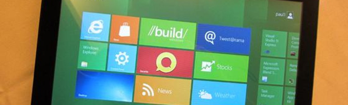 Divulgados requisitos de hardware para o Windows 8