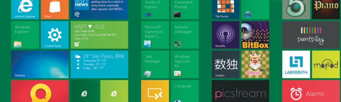 Windows 8 beta será liberado dia 29 de fevereiro