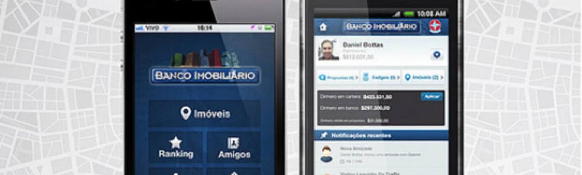 Banco Imobiliário chega aos smartphones, integrado ao Foursquare