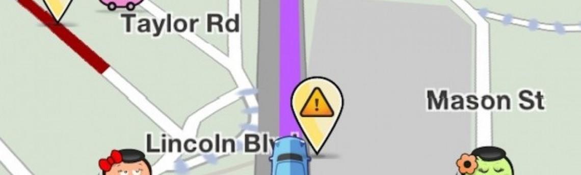 Waze, app de GPS com dados atualizados por usuários, ganha versão brasileira
