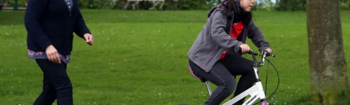 A primeira bicicleta que se equilibra sozinha