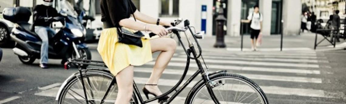 Franceses receberão incentivo financeiro por irem de bike ao trabalho