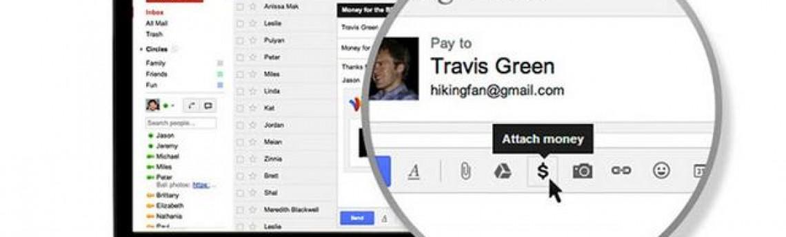 Google permitirá la transferencia de dinero entre usuarios de Gmail