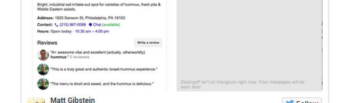 Google testa bate-papo com lojas a partir dos resultados de buscas