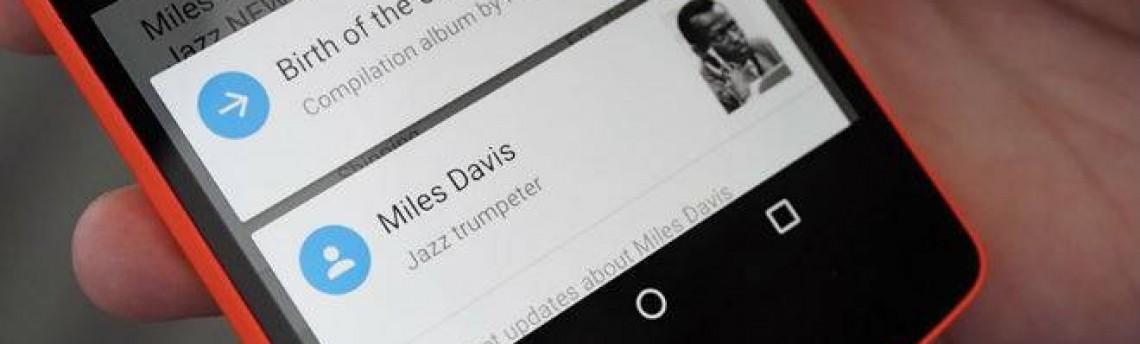 Google leva buscas para dentro dos aplicativos; veja como funciona