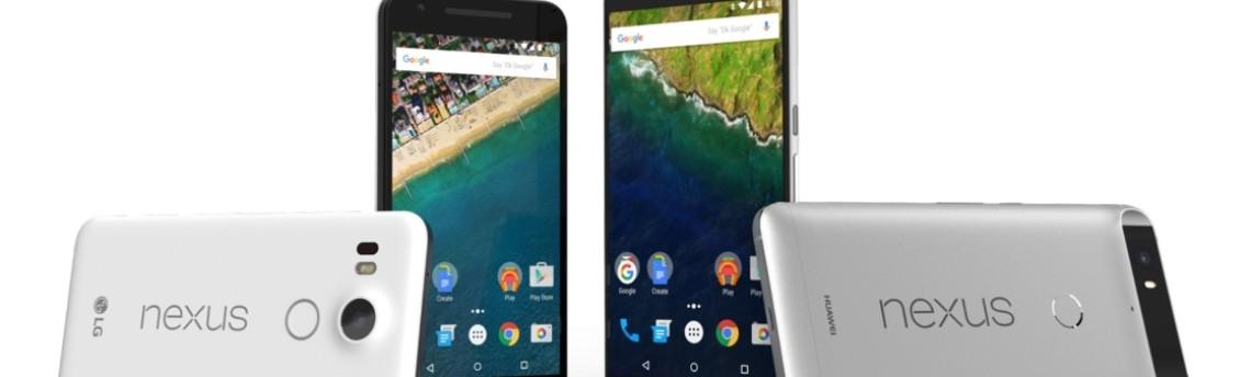 Nexus Imprint é o leitor biométrico oficial da Google para o Android