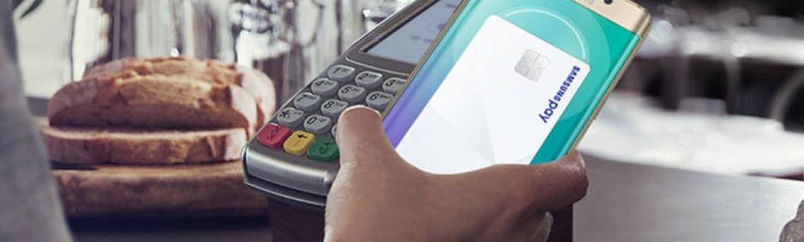 Brasil está pronto para pagamentos pelo celular, diz Samsung
