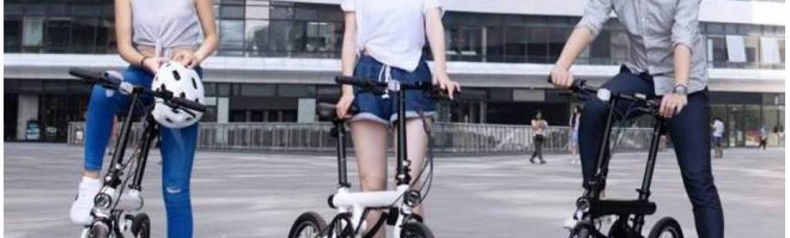 Xiaomi apresenta bicicleta inteligente