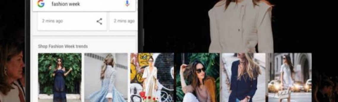 Google cria ferramenta para auxiliar em pesquisa e compra de roupas