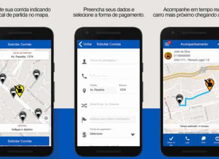 Governo lança cópia do Uber para funcionários públicos